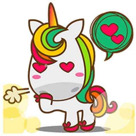 firefox themes unicorn magi sweet and cute unicorn creators stickers