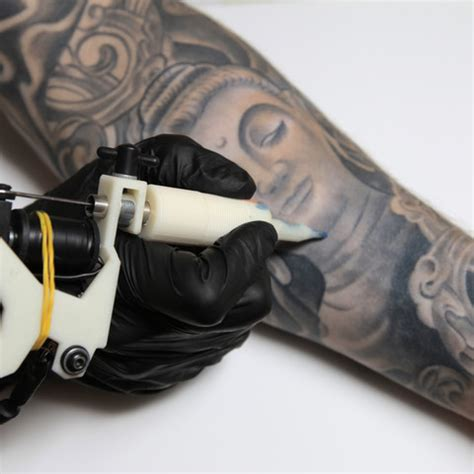 used tattoo printer 3d printer file tattoo machine cults
