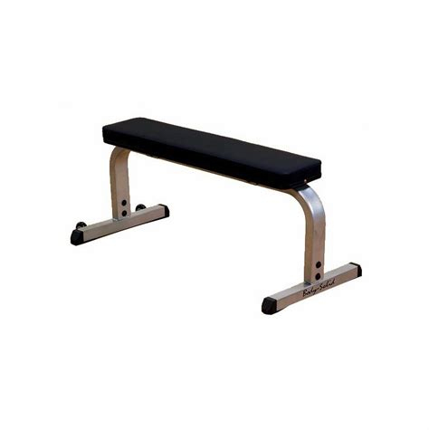 bench body body solid gfb350 flat bench