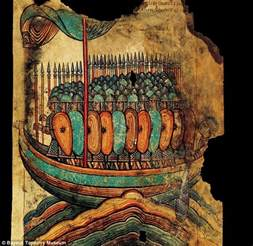 viking art book reveals norse warrior s had a sensitive