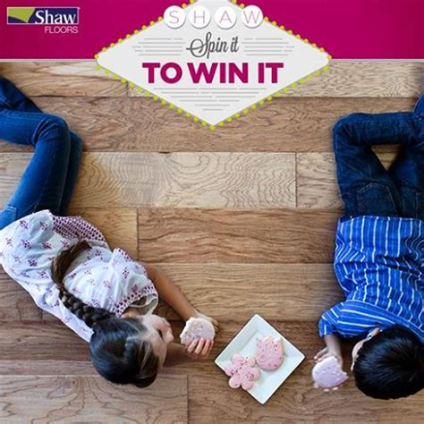 Shaws Sweepstakes - shaw floors floor now pay later sweepstakes