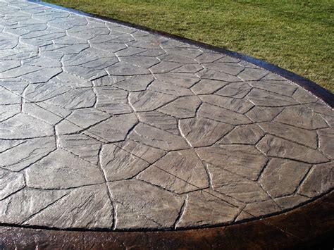 Decorative Concrete Patio Ideas by Decorative Concrete Patio Ideas