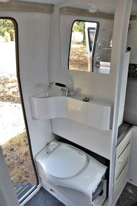 travel van with bathroom not just the fx but the new fxx additional storage in