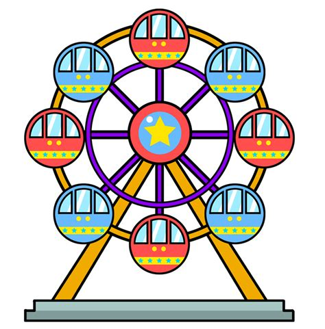 theme park clipart amusement park clip art cliparts co