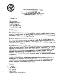 Air National Guard Cover Letter by Officer Letter Of Recommendation Sle Cover Letter Templates