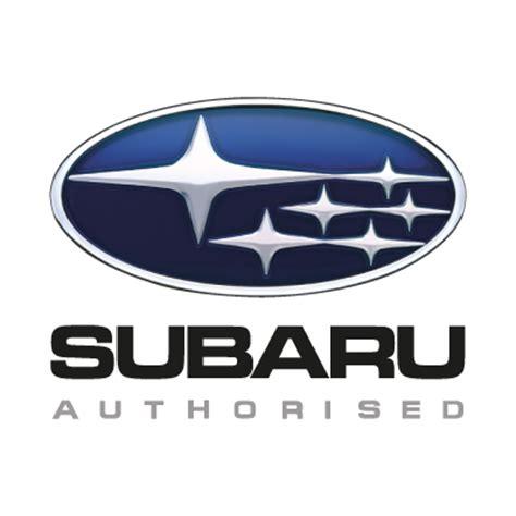 logo subaru png subaru authorised vector logo free download
