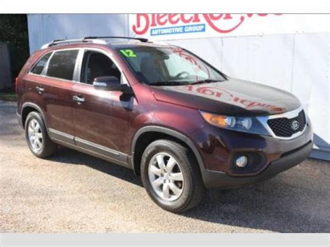 used 2012 kia sorento for sale pricing features edmunds