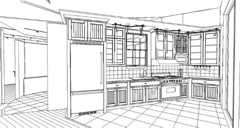 printable coloring pages kitchen kitchen room 15 buildings and architecture printable
