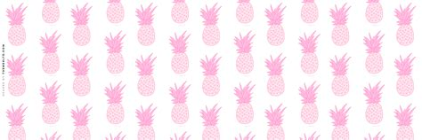 themes ltd banner pink pineapple twitter header food wallpapers