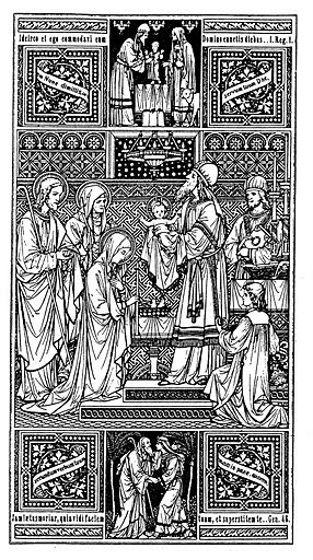 File:Blessed Virgin Mary Purification and Presentation in