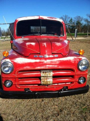 1952 Dodge Truck For Sale 1952 Dodge 1 Ton Truck Runs And Drives New