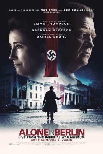 Watch Alone Berlin 2016 Full Movie Alone In Berlin British Board Of Film Classification