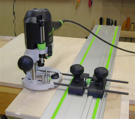Festool Router Dados The Down To Earth Woodworker Festool Router Template Guide