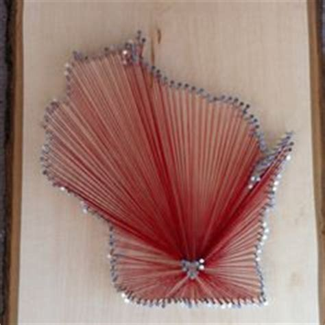 Nail Board String - greenbay wisconsin nail string board i took the