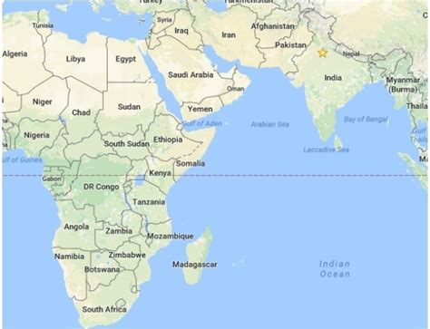 africa map indian ir topic for ias mains preparation