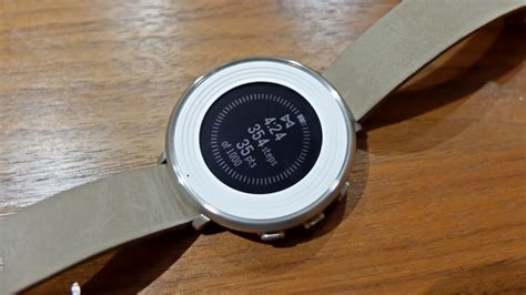 Time And Time Around pebble time review