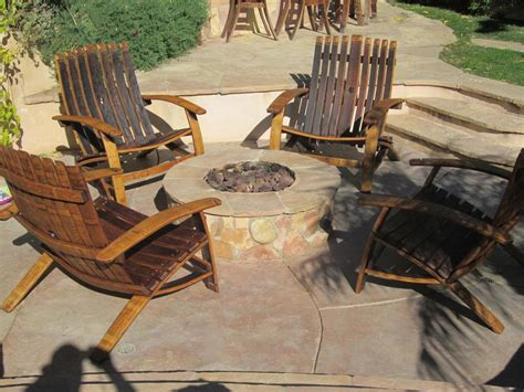 outdoor wine decor usa