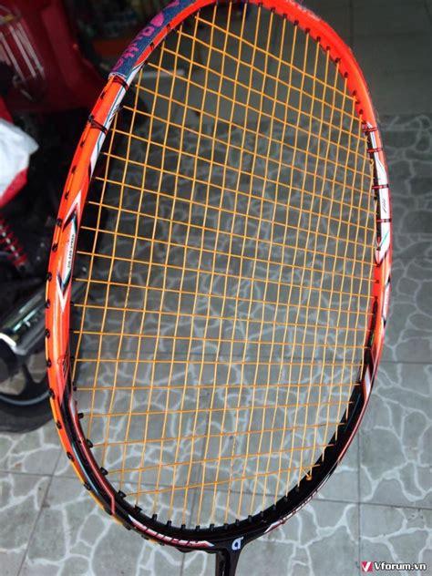 Raket Apacs Zig Zag Speed b 225 n vợt apacs zig zag speed mới 99 vnbadminton tin tức