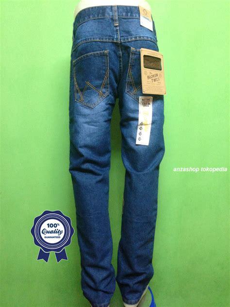 Spesial Harga Celana Wrwrangler Premium Terlaris jual celana wr wrangler premium anza shop