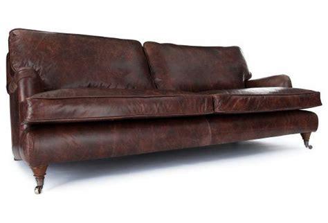 hard leather sofa 15 best images about tartan tv room on pinterest old