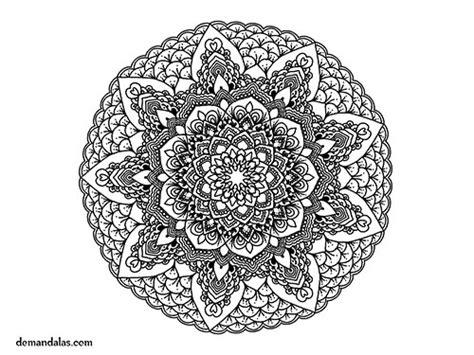 imagenes de mandalas y zendalas mandala para imprimir adultos de mandalas