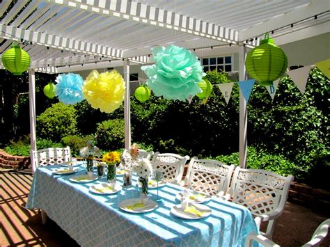 Baby Shower Yard Decorations by Garden Baby Shower Luncheon Celebrate Miss Momma