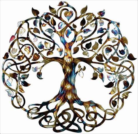 tree symbol meaning tree of life infinity tree wall decor by