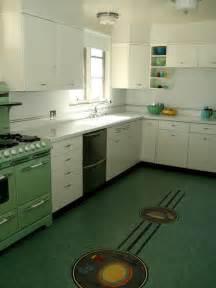 retro kitchen flooring ideas retro linoleum houzz