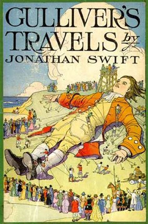libro gullivers travels the great literary blog gulliver s travels book vs movie