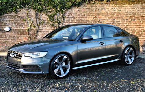 Audi A6s Line by Used 2011 Audi A6 Tdi S Line For Sale In County Antrim