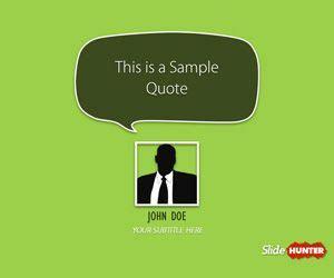Embedding Quotes Powerpoint Quotesgram Quote Presentation Templates