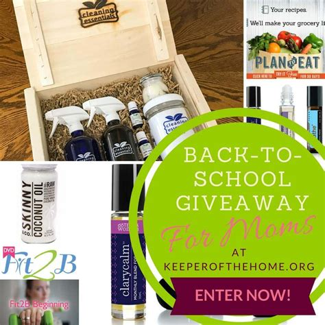 Giveaways For Moms - back to school giveaway for moms keeper of the home