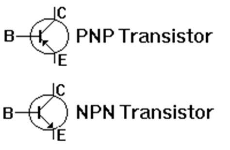 simbolo de transistor npn y pnp introducci 243 n a la reparaci 243 n de pinballs electr 243 nicos