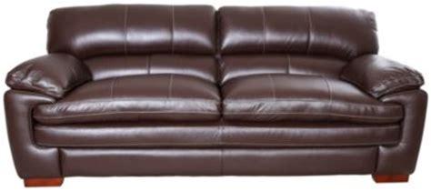 la z boy 100 leather chocolate brown sofa