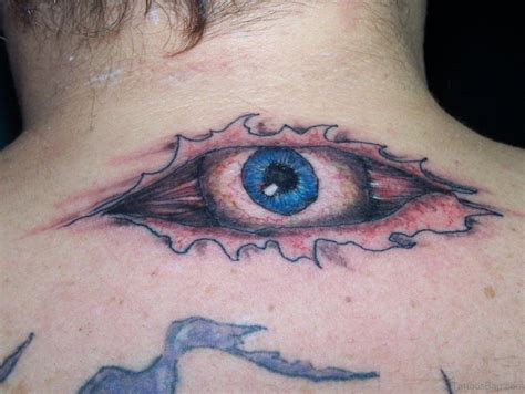 tattoo eye bags 76 excellent eye tattoos on neck
