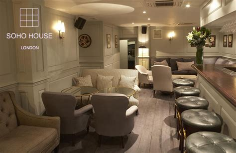 soho house london soho house bar club greek street soho london reviews designmynight