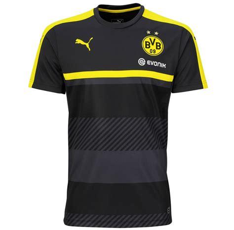 Poloshirt Dortmund Black borussia dortmund 2016 2017 shirt black