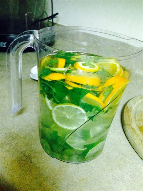 Detox Water Pitcher by My Favorite Detox And Its Delicious Trusper