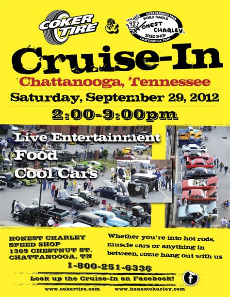 Cool Small House Plans coker tire cruise in september 29th coker tire