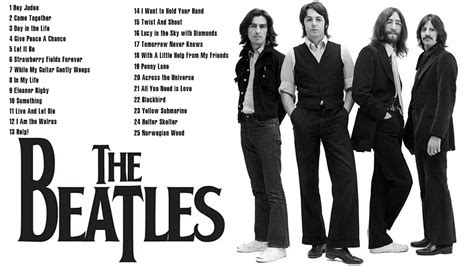 the beatles greatest hits live best songs of the