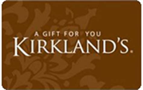 Kirklands Gift Card Balance - kirklands gift card balance check the balance of your kirklands gift card