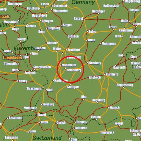 map heidelberg germany related keywords suggestions for heidelberg germany map