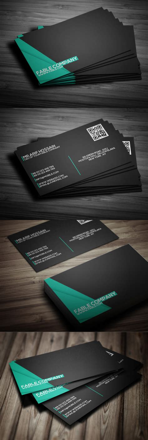 modern business card design templates modern business cards psd templates design graphic