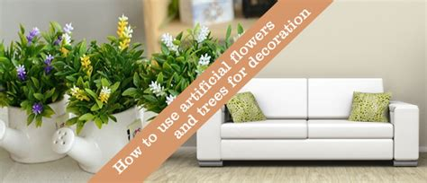 Floral Interiors Artificial Flowers And Trees by How To Use Artificial Flowers And Trees For Decoration