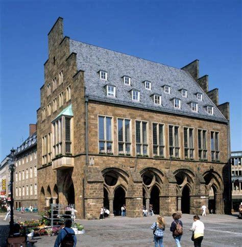Architekt Minden by Rathaus Minden Minden Architektur Baukunst Nrw