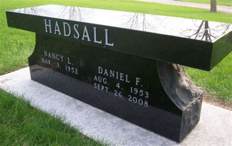Headstone Vase Des Moines Iowa Monuments Headstones Granite
