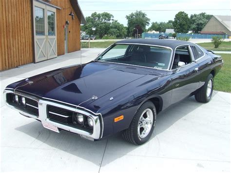 1974 dodge charger rt 1973 dodge charger for sale classiccars cc 886627