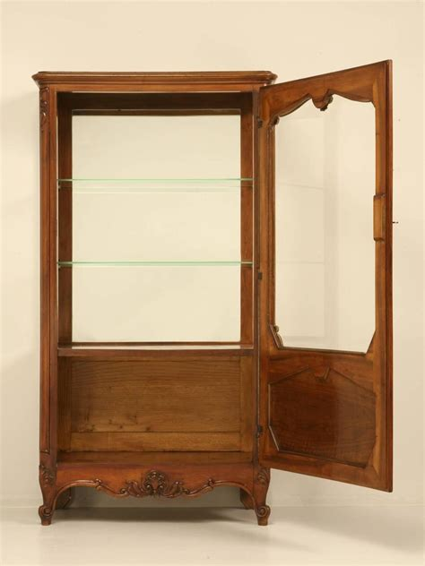 Curio Cabinets For Sale by Louis Xv Style Curio Cabinet For Sale At 1stdibs