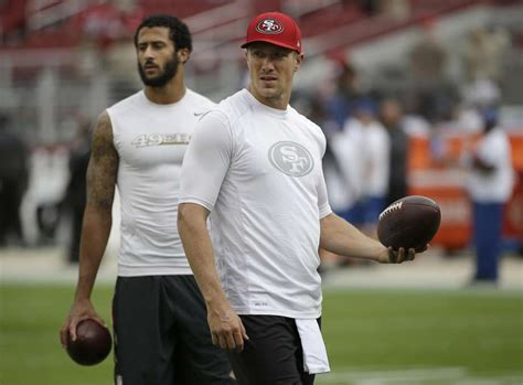 colin kaepernick benched 49ers will bench kaepernick gabbert gets start vs