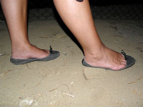 Sticking A Foot Into The Toe Cleavage Debate by Luk742003 S Most Recent Flickr Photos Picssr